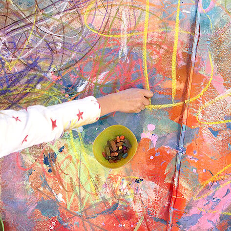 Easy Spray Paint Art For Beginners Arte Inspire