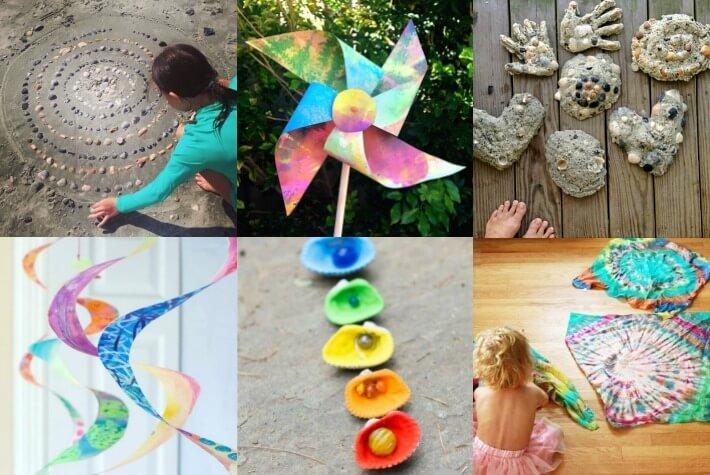 rainbow crafts for preschoolers