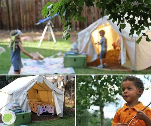 Tent from Imagine Childhood