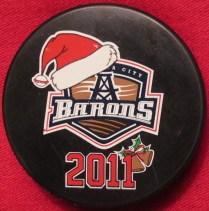 Merry Christmas Barons!