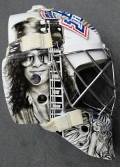 Niko Hovinen's mask