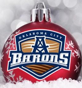 Merry Christmas OKC Barons!