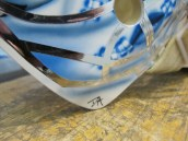 Tyler Bunz Mask DA signature (Photo Patricia Teter, All Rights Reserved)