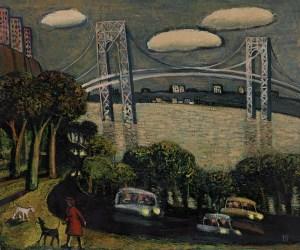 """""""The George Washington Bridge"""" by Ilya Shevel."""