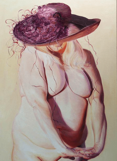 Lady and the Hat by Susan Singer. Copyright © Susan Singer