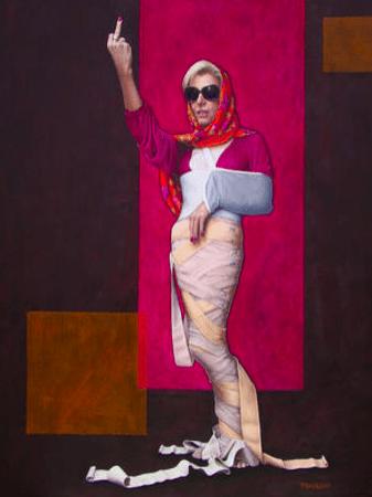 Artwork: Destiny by Tony Baselici