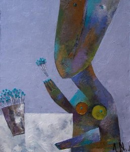 Forget-Me-Nots by Andrey Noda