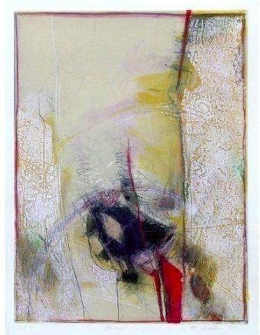 """Artwork: """"Gopura"""" by Dan Welden © Dan Welden"""