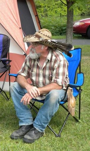 Rick Hunt, Firekeeper