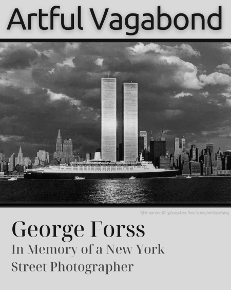 Magazine Cover - George Forss Photography - Click to read article