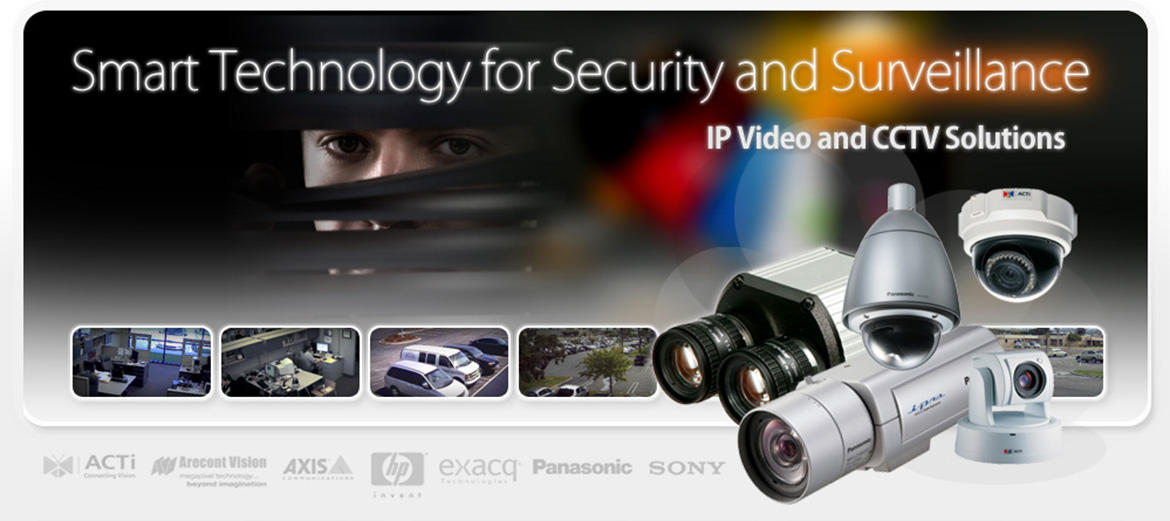 Types Technology Used Security