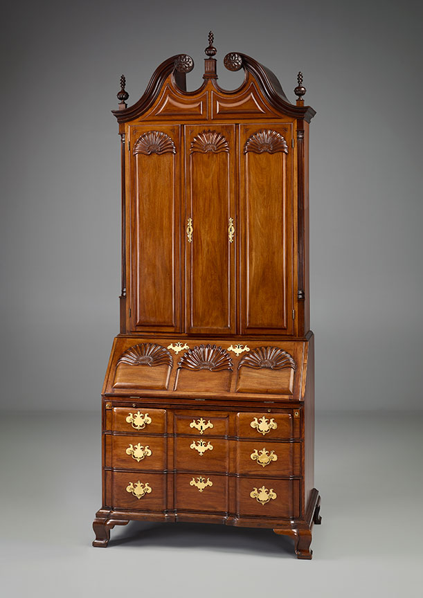 Art and Industry in Early America Rhode Island Furniture