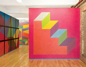 Sol LeWitt A Wall Drawing Retrospective  Yale University