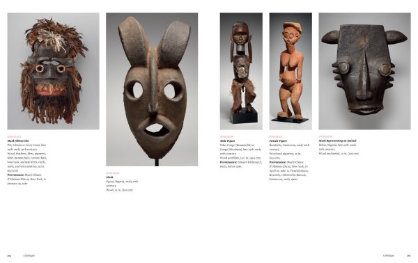 Accumulating Histories African Art Charles