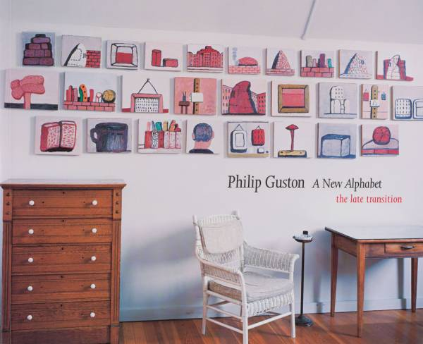 Philip Guston Alphabet Late Transition Yale