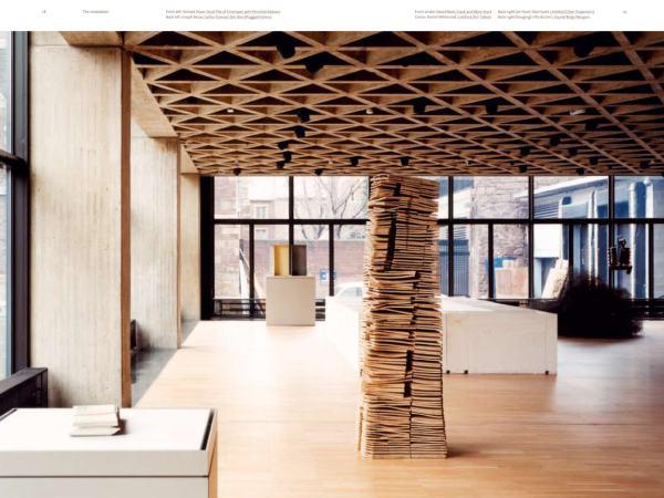 Louis Kahn Yale Art Gallery