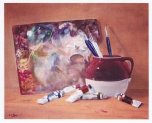 Artist's Materials-small