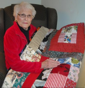 Jan Dolland, Gee's Bend Quilter's advocate and quilt collector