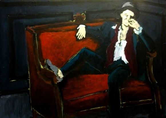 Keith Richards (32) 55 x 39 2015