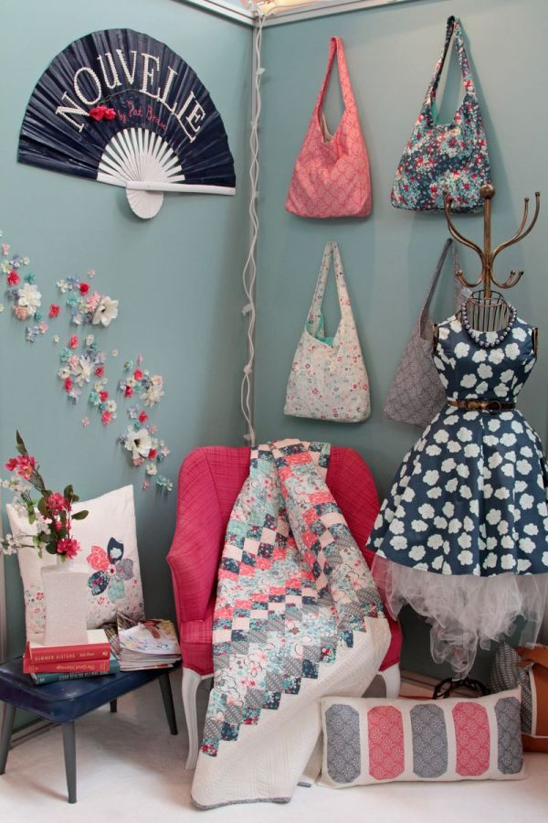 Spring Quilt Market 2014 Recap Pt. 1 - Art Fabrics Creative