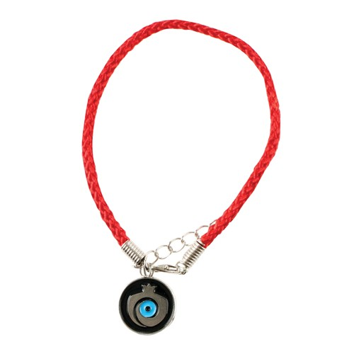 Red Bracelet Kabbalah Pomegranate