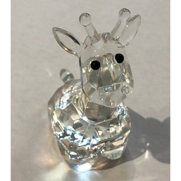 Crystal Giraffe