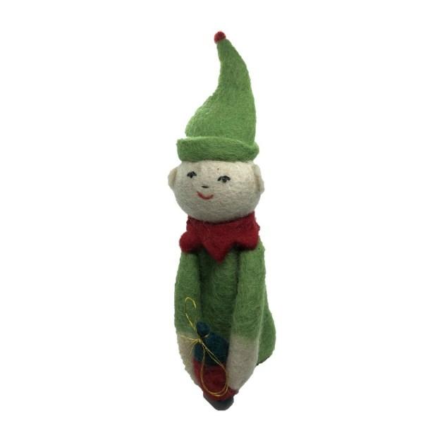 Felted Elf