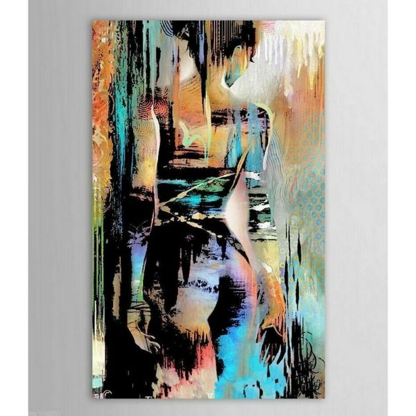 """Abstract """"A Woman"""""""