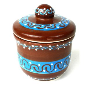 Chocolate Sugar Bowl