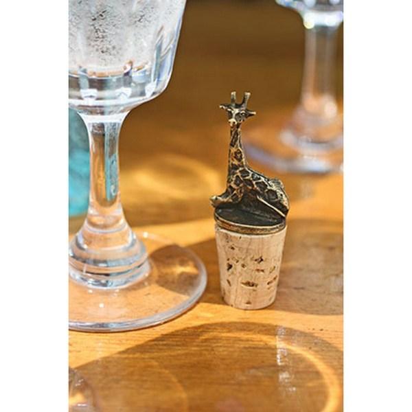 Giraffe Cork Stopper