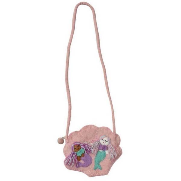 Felted Shoulder Bag