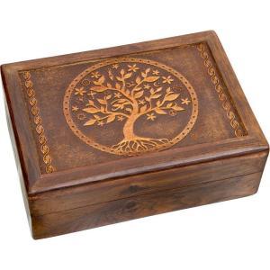 Sheesham Wood Box
