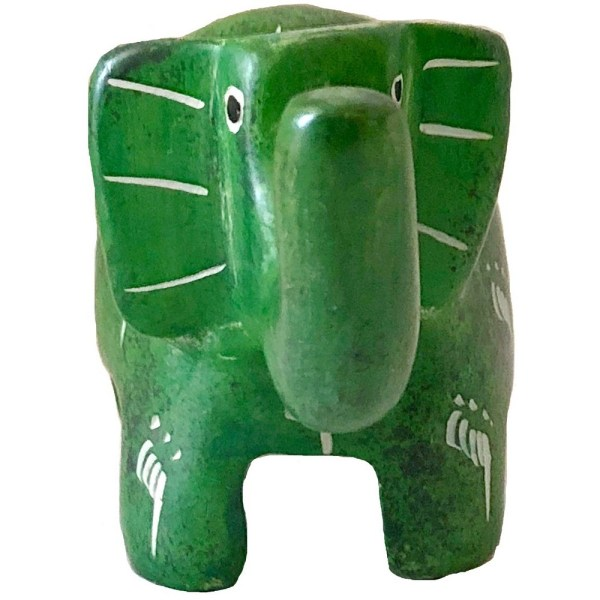 Soapstone Elephant