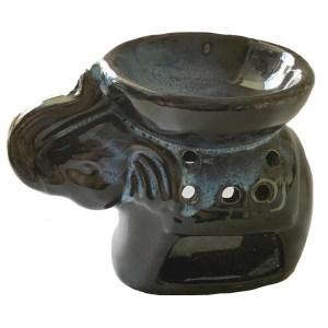 Oil Burner – Ceramic Elephant