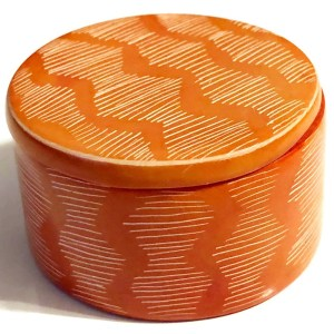 Soapstone Orange Box