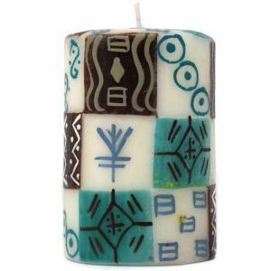 Hand Painted Candle – Maji Design
