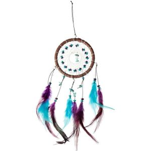 Dreamcatcher with Turquoise Beads