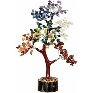 Gemstone Tree with 300 Stone Beads