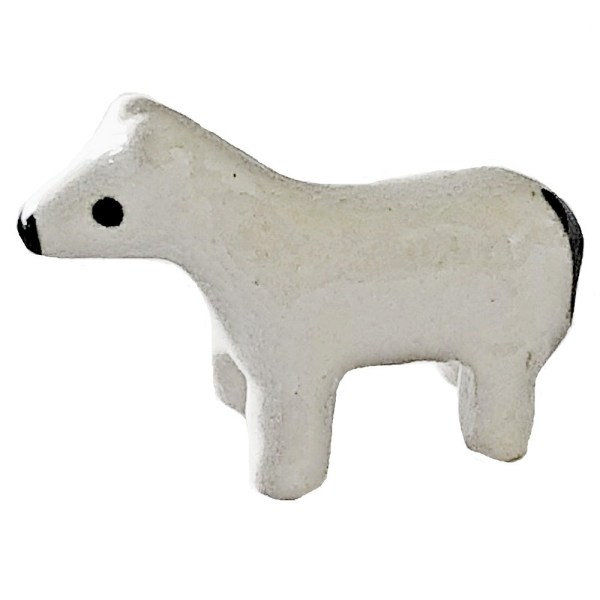 Ceramic Pony Mini Sculpture