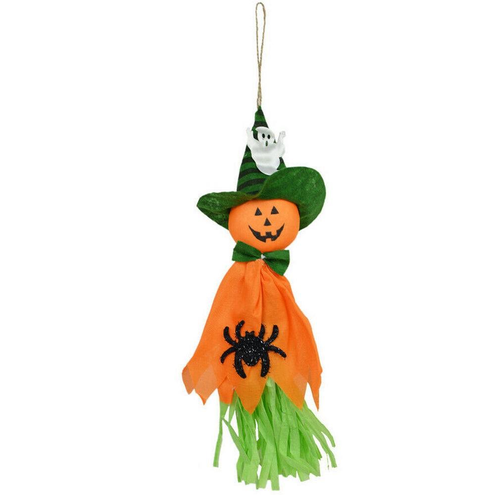Halloween Decoration Ghost - Orange