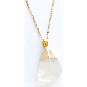 Pendant – Rock Crystal – Clear Quartz