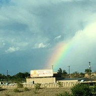 Rainbow to Mission Foods - yum, tortillas!