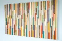 Wood Wall Art, Large sculpture, wood art decor, 2016