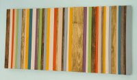 Wood Wall Art  Mid Century Art, Abstract Painting, Modern
