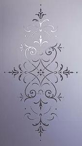 Obscure acid etched irish glass merchants Patterned internal door glass online belfast northern ireland