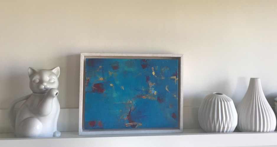 Kunst in den Häusern…. Art in Homes