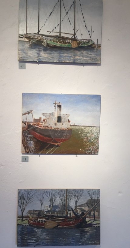Jaime Adan, who loves boats