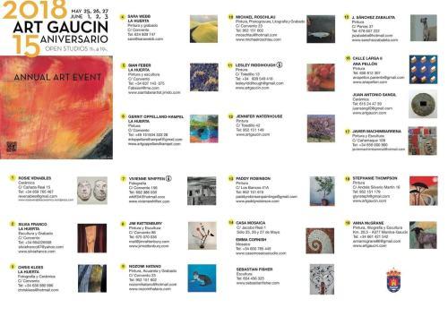 Artists of Art Gaucin