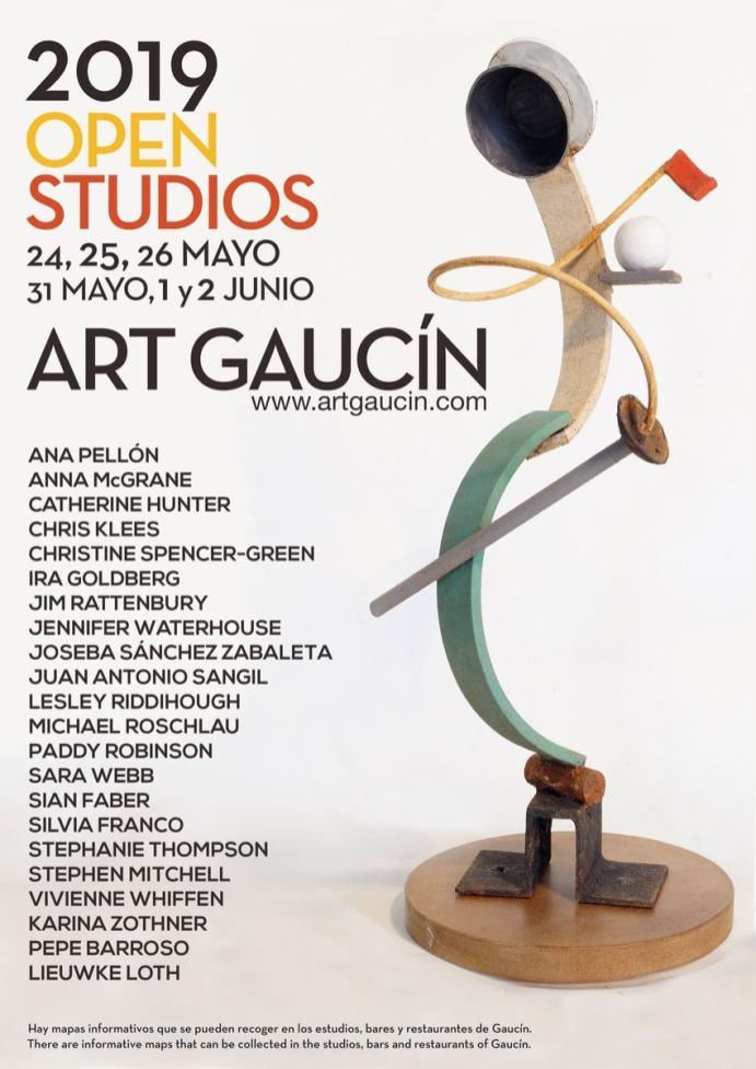 Art Gaucin poster