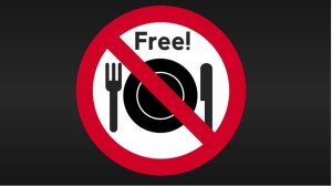 There-is-no-free-lunch